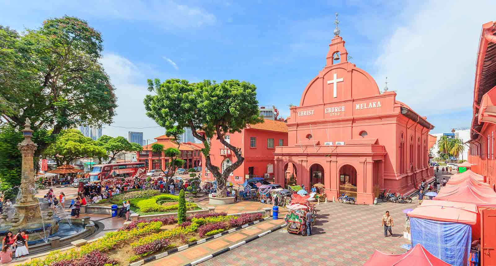 Malacca Historical City